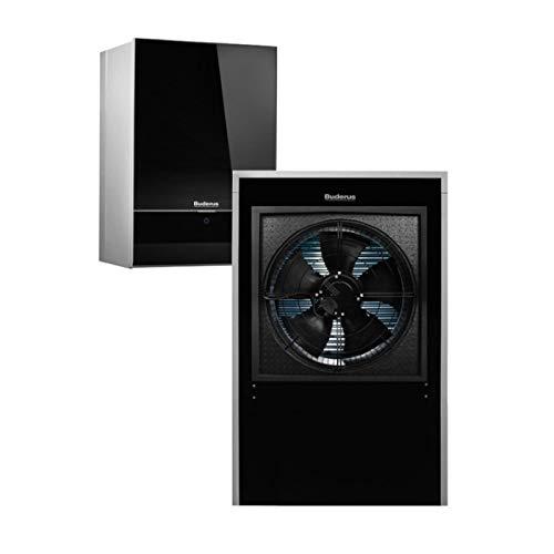 BUDERUS | Luft-Wasser-Wärmepumpe | Logatherm WLW196i-14 IRB | 14 kW
