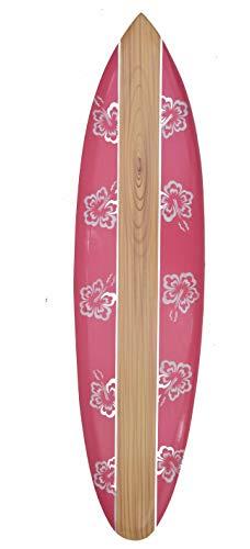 Interlifestyle - Tabla de Surf, 100 cm, diseño de Flores, Color Rosa