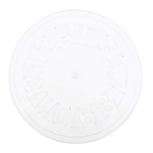 MagiDeal Molde de Silicona Molde en Forma de Reloj Herramienta de Fabricación de Joyas de Fundición de Resina Hecha a Mano
