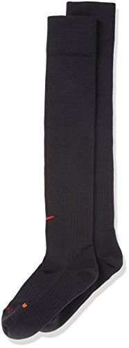 Nike Unisex Classic Ii Cushion Fu ballstutzen, Mehrfarbig (Black University Red), M Tall EU