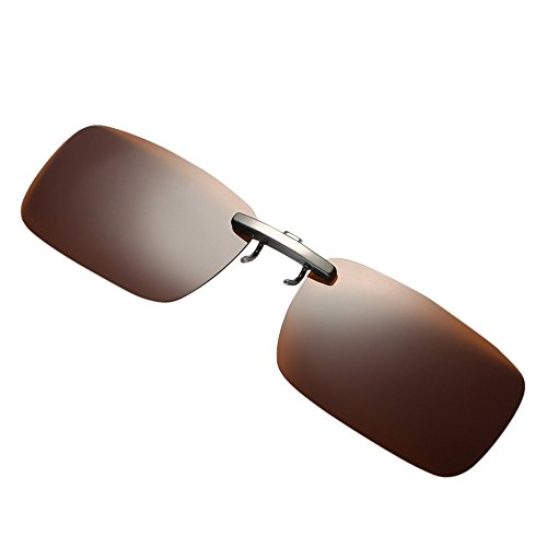 FORUU Glasses, Detachable Night Vision Lens Driving Metal Polarized Clip On Sunglasses 2020 Summer Newest Arrival Beach Holiday Party Funny Best Gifts For Girlfriend Under 10 Dollars Free Delivery