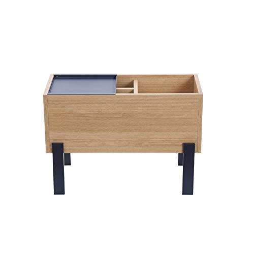 CHYSP Nordic Sofá con Algunas Esquinas Gap y Simple sofá de la Sala Multifuncional gabinete Lateral Lateral del Armario