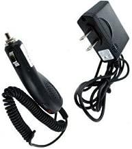 HOME WALL + CAR CHARGER FOR LG LX570 MG800C VX10000 VX5400 VX8350 VX8500 TRAVEL 1X