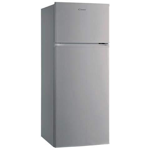Candy CMDDS 5142S frigorifero con congelatore Libera installazione Argento 204 L A+