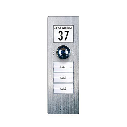 VISTADOOR VDV-730 - Videoportero automático para 3 viviendas
