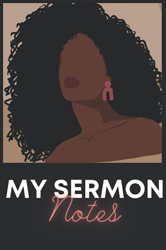 My Sermon Notes Journal 1 (My Sermon Notes Journal Collection)