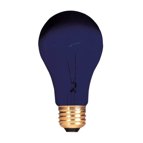 Bulbrite 75A/BL 75W Black Light A Shape Bulb review