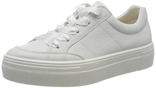 Legero Damen Lima Sneaker, Weiß (White) 1000, 39 EU