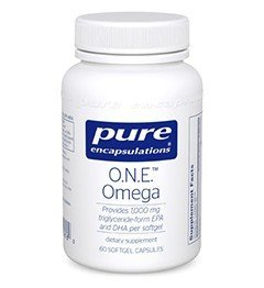 Pure Encapsulations O.N.E. Omega | Fish Oil Supplement for Heart...