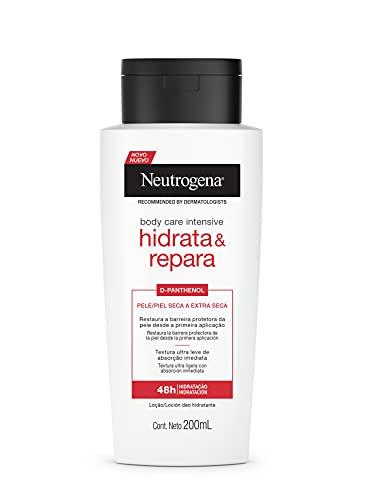 Hidratante Corporal Body Care Intensive Hidrata&Repara 200Ml, Neutrogena