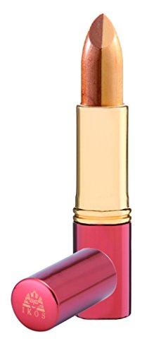 Ikos Duo Lippenstift, Apricot/Samtbraun, 1er Pack (1 x 3.5 g)