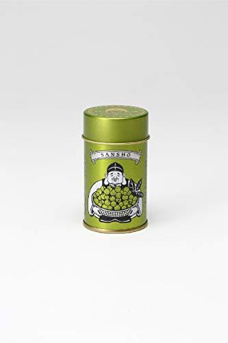 うま味増し粉 うま味さん (山椒缶/8g)化学調味料無添加 粉末だし