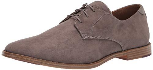 scarpe grigie uomo find. Suede-Look Scarpe Stringate Derby