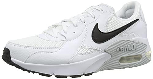 Nike Wmns Air Max EXCEE, Scarpe da Corsa Donna, White/Black-Pure Platinum, 39 EU