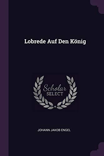 LOBREDE AUF DEN KONIG