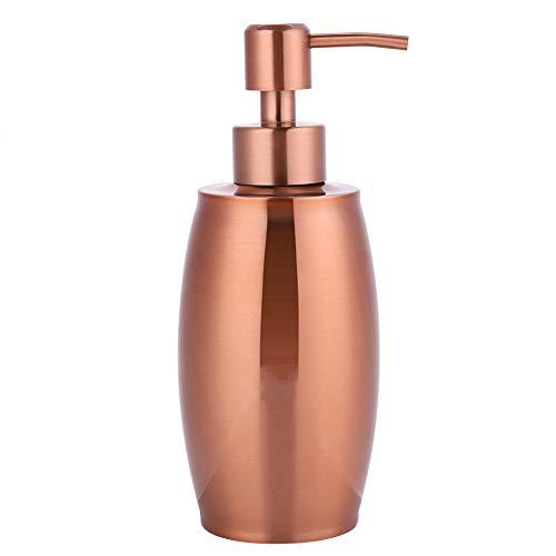 304 Edelstahl Seifenspender Hand Sanitizer Container Waschbecken Flüssigseife Lotion Dispenser Pumpe Lagerung Inhaber Flasche für Küche Bad
