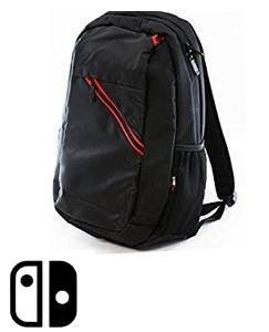 Navitech Carry Backpack/Ruksack Compatible With The Nintendo Switch