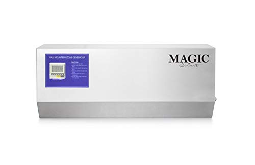 MAGIC SELECT Generatore di ozono professionale da parete (10.000 MG/h)
