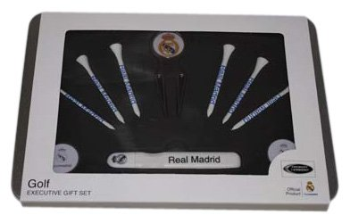 Big Save! Real Madrid Executive Golf Gift Set