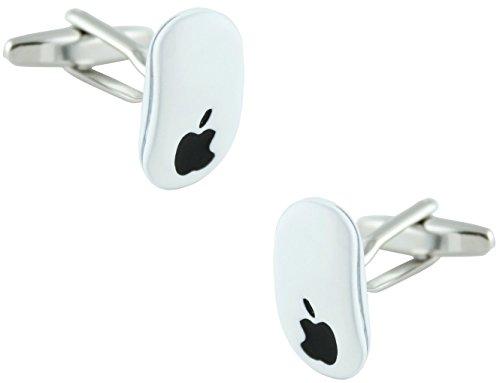 MasGemelos - Manschettenknöpfe für Apple Mouse Cufflinks