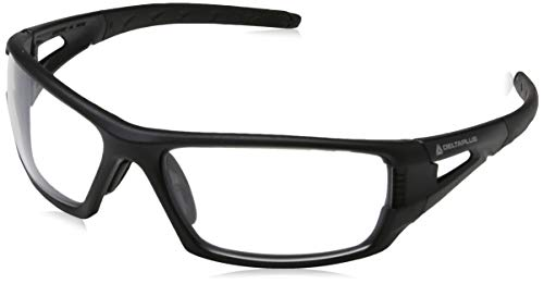 Delta Plus rimfiin policarbonato Gafas, diseño deportivo, incoloro, artículo sin tamaño, 1 unidad ⭐