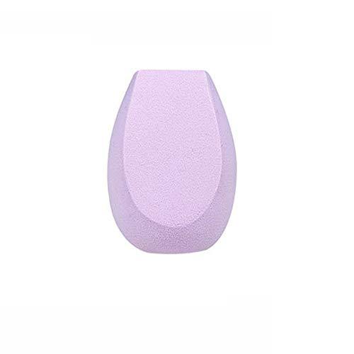 Makeup Sponge Mode Fille Seul Produit 1pcs Maquillage Mélangeur Fondation Puff Oblique 3D Poudre Puff Éponges Makeup Sponge (Color : Pink)