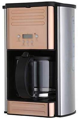 Jsmhh Cafeteras Americana Cafetera de Goteo Cafetera Small Office Home Filtro de café Máquina de café portátil: Amazon.es: Hogar