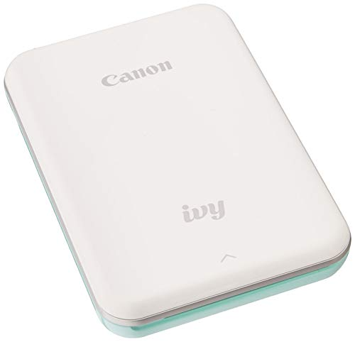 Canon Ivy Wireless Color Photo Printer, Mint green - 3204C002