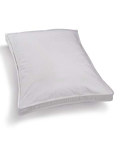 Hotel Collection Primaloft Silver Series Firm Down Alternative Standard Queen Pillow White