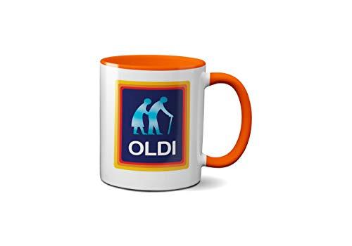 Oldi Mug- Birthdays...