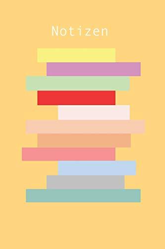 Notizen: trendiges Notizbuch zum gestalten mit 120 Seiten Punktraster, Softcover, Format Din A5, Tagebuch Bullet Journal