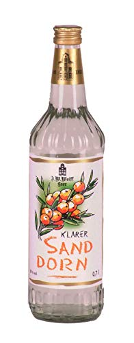 Wolff's Klarer Sanddorn 30% vol (1 x 0.7 l)