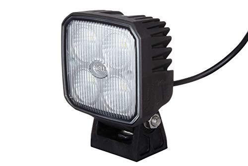 Hella 1GA 996 283-001 Arbeitsscheinwerfer - Q90 - LED - 12V/24V - 1200lm - Anbau - hängend/stehend - Nahfeldausleuchtung