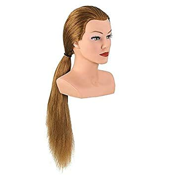 Bergmann Übungskopf Competition Extra 55 bis 60 cm Haar