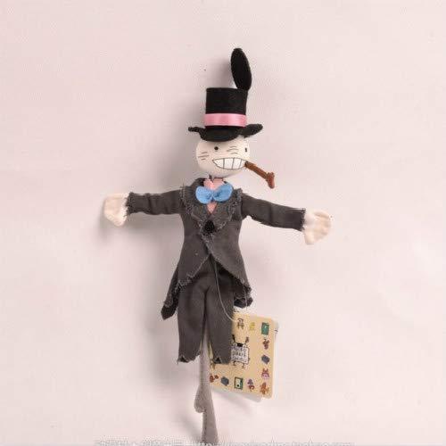miaomiao StofftierNeues Original Howl S Bewegliches Schlossscarecrow Kakashi Keine Kabu Plüschpuppe Kinderspielzeug Ghibli Geschenk