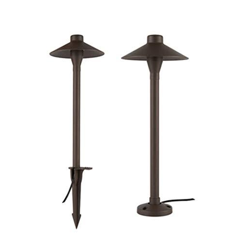 Eenvoudige kleine paddenstoellamp, nieuw buitendesign outdoor IP65 veiligheid waterdichte tuin nachtverlichting tuin decoratie lamp (1 stuks)