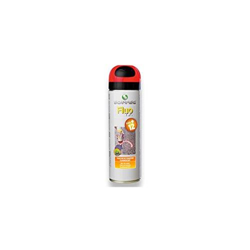 Preisvergleich Produktbild Soppec Baustellenmarkier-Spray Fluo TP,  500 ml,  grün,  141518