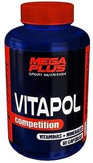 MEGA PLUS VITAPOL - Complemento alimenticio a base