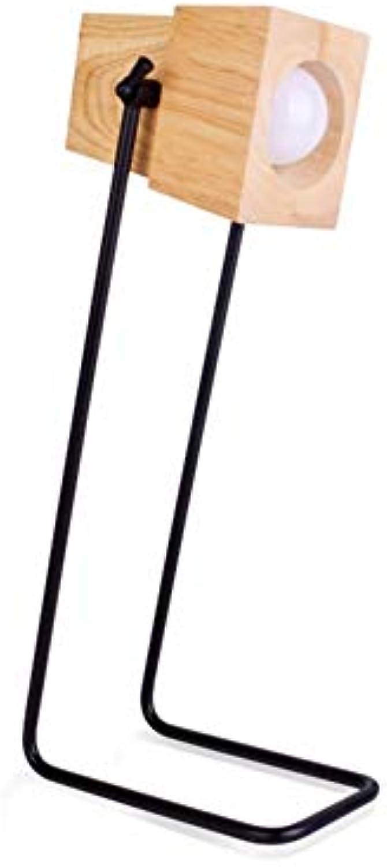 Tischlampe,Tischleuchte,Leselampe,Leseleuchte,Nachttischlampe,Mode Persnlichkeit Plug-in-Schreibtischlampen für Kind (Farbe   Weies Licht)