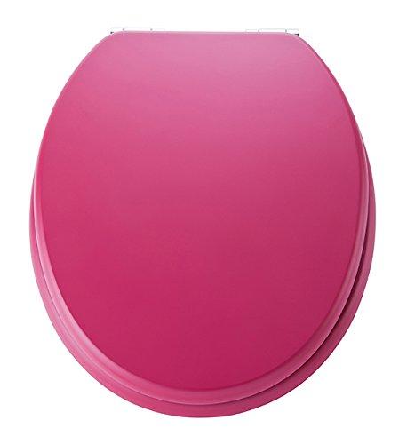EISL ED09530SC MDF WC-Sitz Modell Spirit Pink mit Absenkautomatik