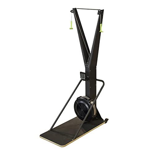 DUTUI Fitness-Ski-Maschine Fitness-Simulation-Ski-Maschine Fitness-Ski-Maschine Fitness-Laufband Kann Indoor-Werbung Sein