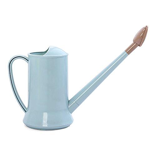 Bouche d'arrosage de bouche longue, dispositif d'arrosage d'outil de jardinage à la maison, 3 couleurs facultatives (Couleur : Bleu)