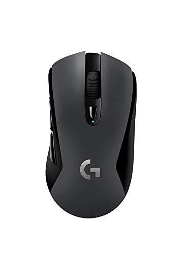 Logitech G603 LIGHTSPEED Wireless Gaming Mouse (Renewed)