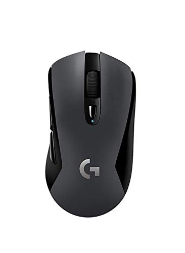 Logitech G603 LIGHTSPEED Wireless Gaming Mouse (Renewed)