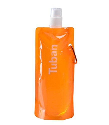 2 pièce jaune bouteille sport/sac de sport de l'eau, 480 ml