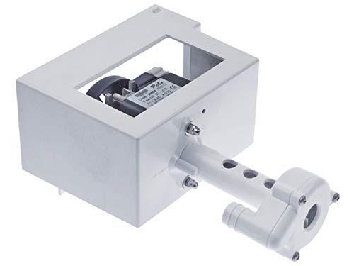 Pompa Rebo 45W 220/240V 50Hz ingresso uscita Ø 19mm Ø 17mm L 110mm direzione di rotazione sinistra