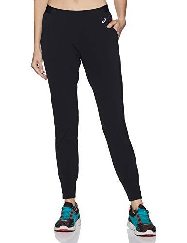 ASICS Women's Regular Track Pants (2032A901.001_Performance Black_S)