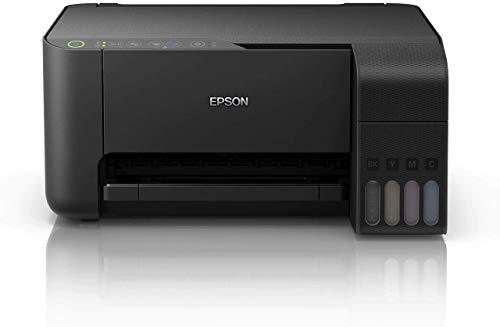 Epson EcoTank ET-2710 Print/Scan/Copy Wi-Fi, Cartridge Free Ink Tank Printer, Black