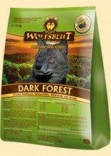 'Wolf économie d'sang Dark Forest Pack 2 x 2kg
