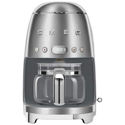 Smeg Drip Filter Coffee Machine 50's Style